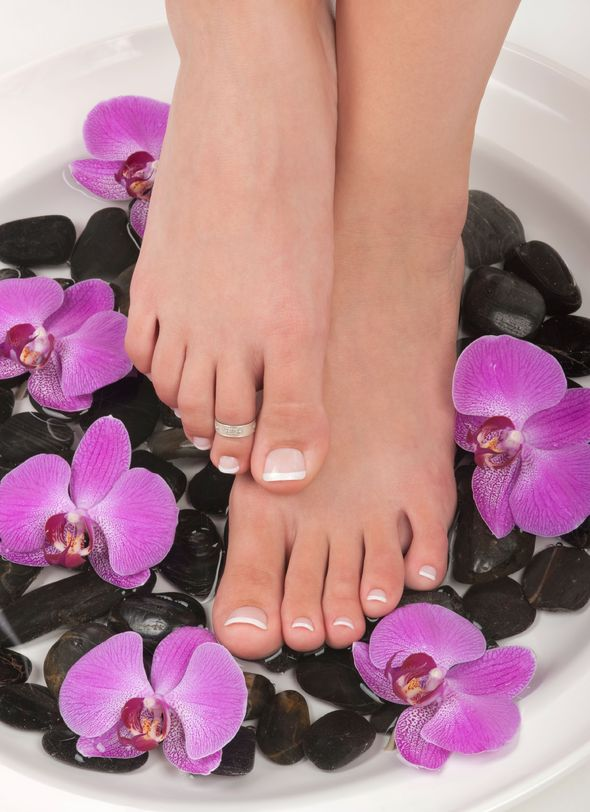 Spa Pedicure San Diego